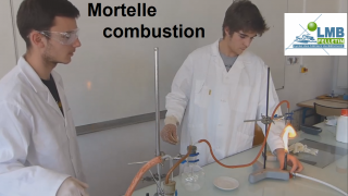 Mortelle combustion
