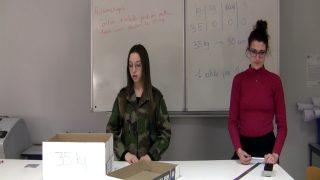 Test textile n° 3 : la masse surfacique. Comment déterminer la masse du produit fini ?