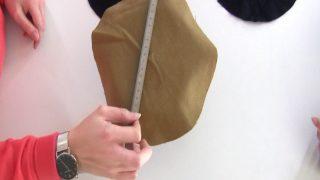 Test textile n°5 : le drapéomètre. Comment déterminer le coefficient de drapé d'un tissu ?
